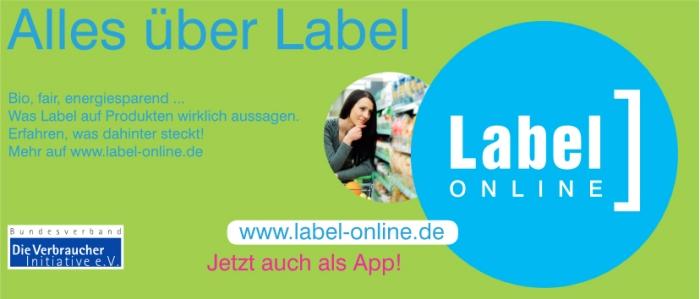 Label-online.de die Ressource für alle wichtigen Label und Zertifikate